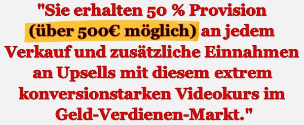 Trading Partnerprogramm Tradingstarter.de - Affiliateprogramm Videokurs